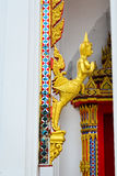 Lewa ptak kobiet statua Zdjęcie Stock