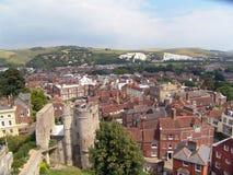 Lewes castle, Brighton Royalty Free Stock Photos