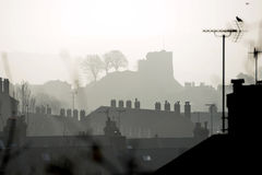 Lewes Castle Royalty Free Stock Photo