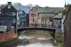 Lewes, East Sussex fotografía de archivo