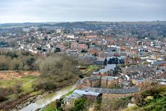 Lewes, East Sussex photo stock