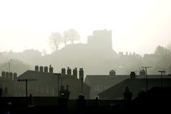 Lewes kasztel Fotografia Royalty Free