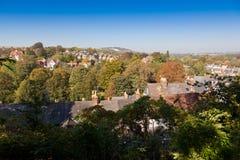 Lewes wschodni Sussex England, Zjednoczone Królestwo Obrazy Royalty Free