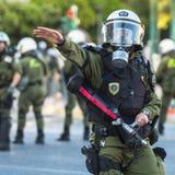 Lewicowa i anarchisty grupy szuka abolicję nowi maksymalni ochron więzienia Zdjęcie Royalty Free