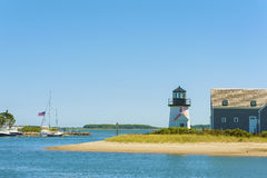 Lewis Bay Lighthouse Royalty Free Stock Images