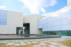 Lewis center for the arts. Princeton University stock image