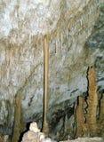 Lewis et Clark Caverns, Montana Photos stock