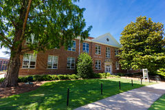 Lewis Hall at Ole Miss Royalty Free Stock Photo