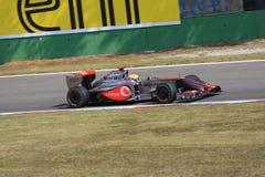 Lewis Hamilton Immagine Stock