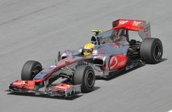 Lewis Hamilton Stock Images
