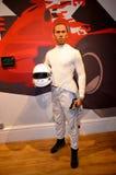 Lewis Hamilton Fotos de archivo libres de regalías
