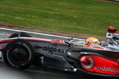Lewis Hamilton Royalty-vrije Stock Afbeelding