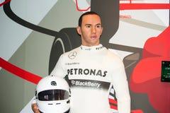 Lewis Hamilton imagem de stock royalty free