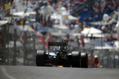 Lewis Hamilton (GBR), AMG Mercedes F1 Team, 2016 Monaco Gp, qual. Ifyng Royalty Free Stock Images