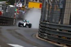 Lewis Hamilton (GBR), AMG Mercedes F1 Team, 2016 Monaco Gp. Race Royalty Free Stock Photography
