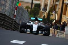 Lewis Hamilton (GBR), AMG Mercedes F1 Team, 2016 Monaco Gp. Race Stock Photography