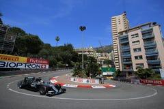 Lewis Hamilton (GBR), AMG Mercedez F1 drużyna, 2016 Monaco Gp, bezpłatny zdjęcie royalty free