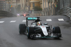 Lewis Hamilton (GBR), Team AMG Mercedes F1, Monaco Gp 2016 Lizenzfreies Stockfoto