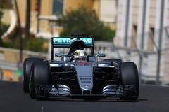 Lewis Hamilton (GBR), Team AMG Mercedes F1, Monaco Gp 2016, frei Stockfotografie