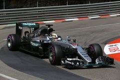 Lewis Hamilton (GBR), Team AMG Mercedes F1, Monaco Gp 2016, frei Stockbild