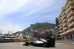 Lewis Hamilton (GBR), Team AMG Mercedes F1, Monaco Gp 2016, qual Stockfoto