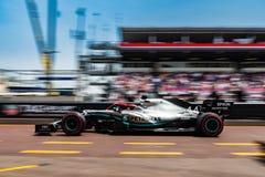 Lewis Hamilton, Mercedes, Monaco 2019
