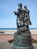 Lewis und Clark, Küste, Oregon stockfotos