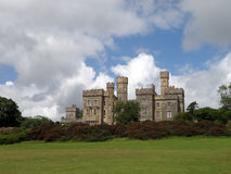Lews Castle, Stornoway, Isle of Lewis Stock Photos