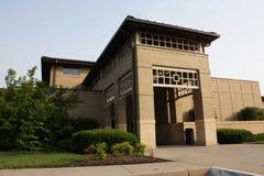 Lexington-öffentliche Bibliothek, Beaumont Zweig stockbilder