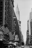 Lexington-Allee-Ansicht Stockfotos