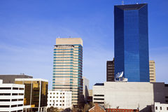Lexington Buildings Royalty Free Stock Photo