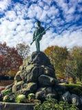 Lexington-Grün Stockfoto