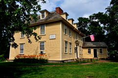 Lexington, MA: The 1709 Buckman Tavern Royalty Free Stock Photo