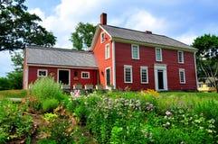 Lexington, Ma: Historic 1735 Munroe Tavern Stock Images