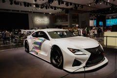Lexus που συναγωνίζεται, 2014 CDMS Στοκ Φωτογραφίες