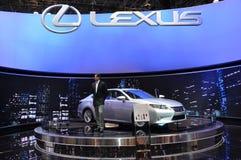 lexus гибрида es300h Стоковое Изображение RF