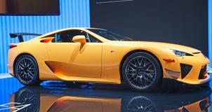 Lexus Stock Image