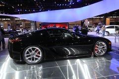 Lexus Benachteiligtes Gebiet Stockfotos