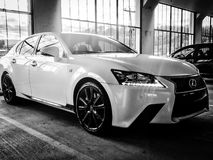 Lexus car Stock Photography