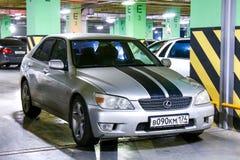 Lexus IS Stock Images