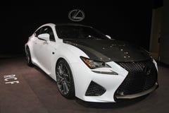 Lexus concept car Stock Image