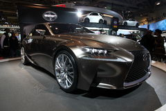 Lexus Concept CIAS 2013 Photos stock