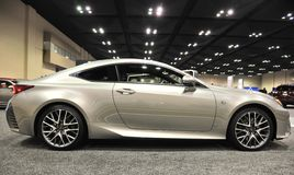 Lexus IS Coupe. New for 2017, Lexus is the luxury division of Toyota Stock Photography