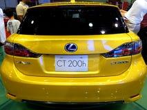 Lexus CT 200h Stock Photo