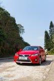 Lexus CT 200h Hybrid Car 2014 Stock Images
