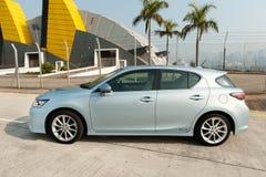 Lexus CT200h Hybrid Hatchback Stock Photo