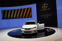 Lexus CT200h Immagini Stock