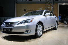 Lexus es 240 Royalty Free Stock Photography