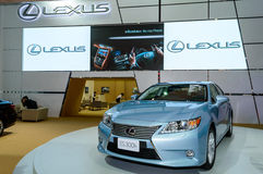 LEXUS ES 300h. Royalty Free Stock Photos