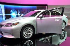 Lexus ES300h Hybrid Stock Images